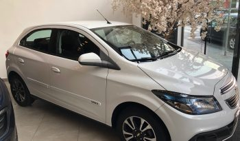 CHEVROLET ONIX 1.4 MPFI LTZ 8V  BRANCO FLEX 4P MANUAL full
