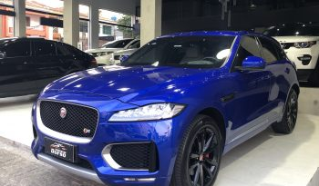 JAGUAR F-PACE 3.0  Supercharged First Edition full