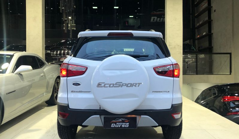 FORD ECOSPORT 1.6 Freestyle full
