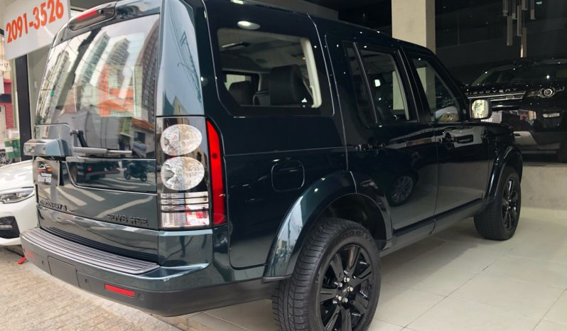 LAND ROVER DISCOVERY 4 HSE 4X4 full