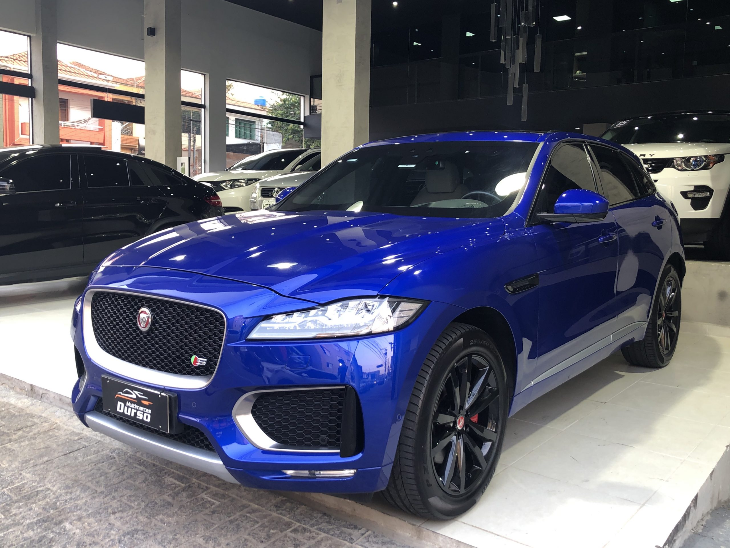 Jaguar F Pace 3 0 Supercharged First Edition Durso Multimarcas