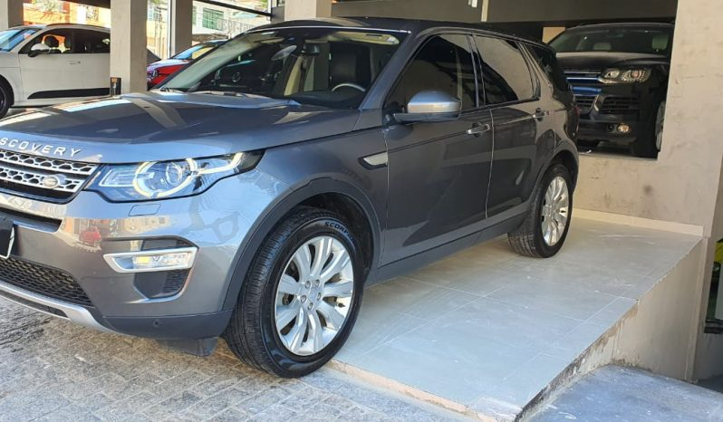 LAND ROVER DISCOVERY SPORT 2.0 16V SI4 Turbo HSE 7 Lugares full